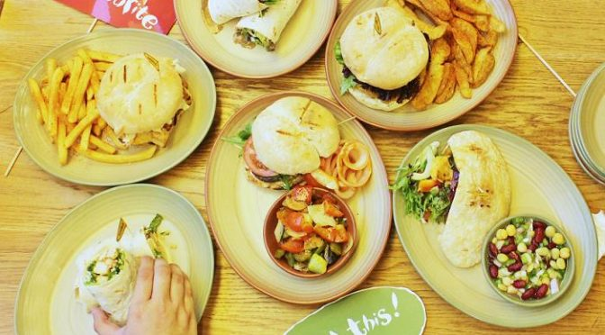 [SG EATS][NEW Revamp Menu] NANDO'S SINGAPORE