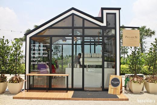 [JB EATS]Palladium Cafe | Eco Spring Show Village , JB (CLOSED)