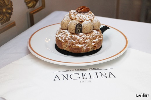 [SG EATS] ANGELINA TEA ROOM & PATISSERIE| CAPITOL PIAZZA, SINGAPORE