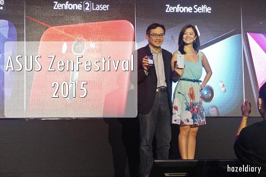 [SG EVENT] ASUS ZenFestival X New range of ASUS ZenFone