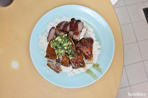 [HK EATS] Joy Hing Roasted Meat (再興燒臘飯店)   Hong Kong