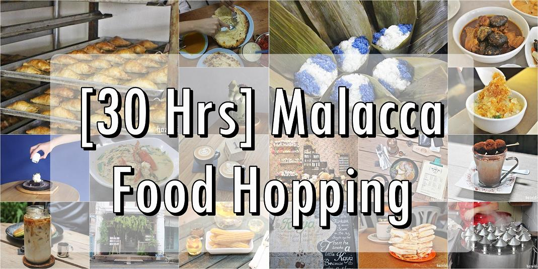 [M'SIA EATS] Malacca Food Hopping Over the Weekend | Malaysia