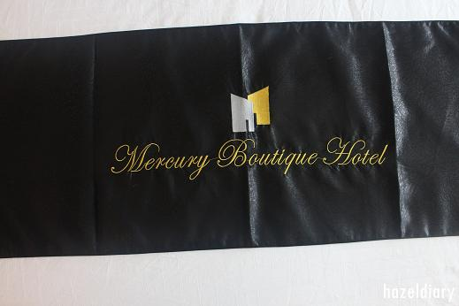 [M'SIA]HOTEL STAYCATION MERCURY BOUTIQUE HOTEL| MELAKA , MALAYSIA