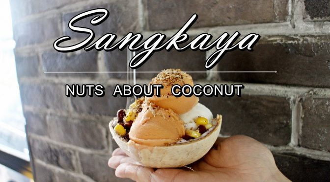 [JB EATS] Bangkok-style Coconut Ice-Cream | Sangkaya Mount Austin,JB