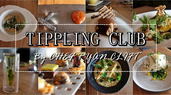 [SG EATS] 3- COURSE LUNCH MENU AT TIPPLING CLUB | TANJONG PAGAR ROAD