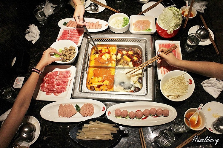 [SG EATS][海底捞火锅] HaiDiLao Hot Pot 313 SOMERSET | ORCHARD