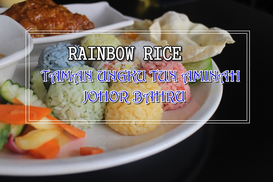 [JB EATS] RAINBOW CURRY HOUSE | 彩虹咖哩坊 |SKUDAI