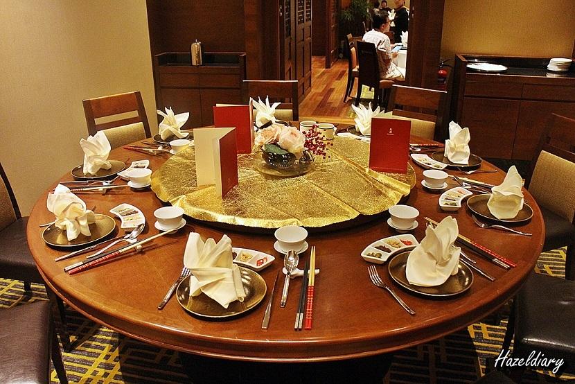 Tien Court Copthorne Kings Hotel Hazeldiary
