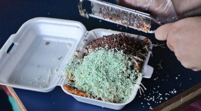 [M'SIA EATS] FANCY GORENG PISANG EXPERIENCE IN KUCHING | SARAWAK