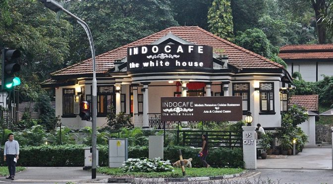 [SG EATS] A CELEBRATION OF ABUNDANCE WITH INDOCAFE THE WHITE HOUSE