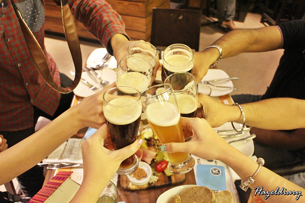 [SG EATS] DOUBLE PROST! BROTZEIT CELEBRATES 10th ANNIVERSARY WITH NEW LAUNCH OF DRAFT BEERS