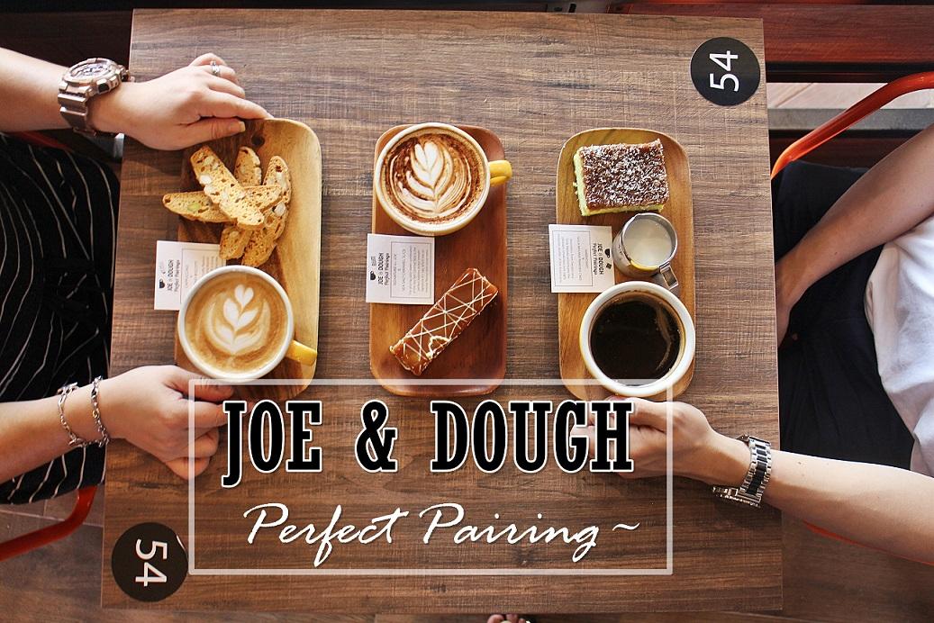 [SG EATS] EXPERIMENTAL COFFEE BAR CONCEPT WITH JOE & DOUGH