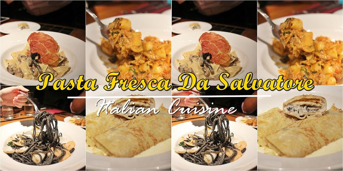 [SG EATS] AFFORDABLE FRESH ITALIAN PASTAS BY PASTA FRESCA DA SALVATORE