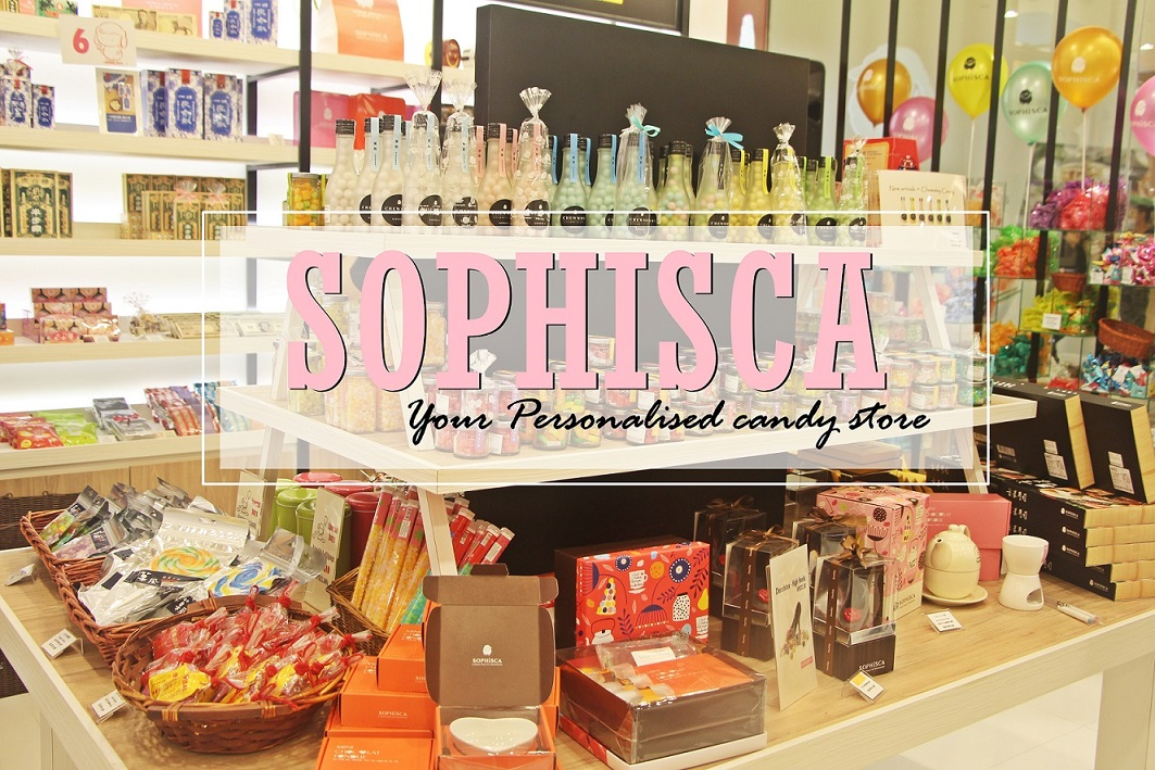 [SG EVENT] SOPHISCA SPECIALTY CANDY BRAND FROM TAIWAN & SPECIAL OFFERS JUST FOR YOU