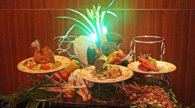 [JB EATS] RAMADAN BUFFET 2016 WITH OLLA RESTAURANT-HOTEL GRANADA JOHOR BAHRU
