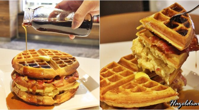 [SG EATS] ALL DAY BREAKFAST & ALL DAY FAVOURITE AT O'COFFEE CLUB