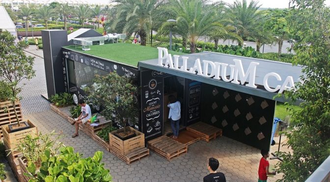 [JB EATS] NEWLY REVAMPED PALLADIUM CAFÉ-ECOSPRING SHOW VILLAGE | JOHOR BAHRU (CLOSED)