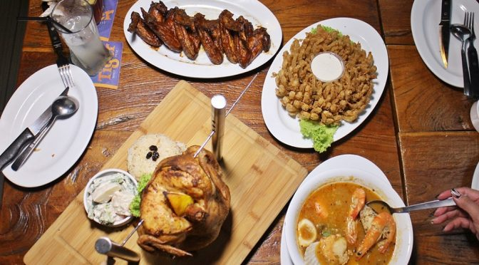 [SG EATS] FAMILY ORIENTED DINING AT SOUTHWEST TAVERN