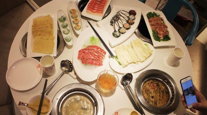 [SG EATS] 2nd VISIT TO FU LIN MEN DOU LAO 福临门豆捞 (CLOSED)