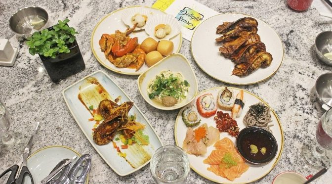 [SG EATS] OLD VS NEW REVAMPED ELLENBOROUGH MARKET CAFÉ | SWISSOTEL MERCHANT COURT