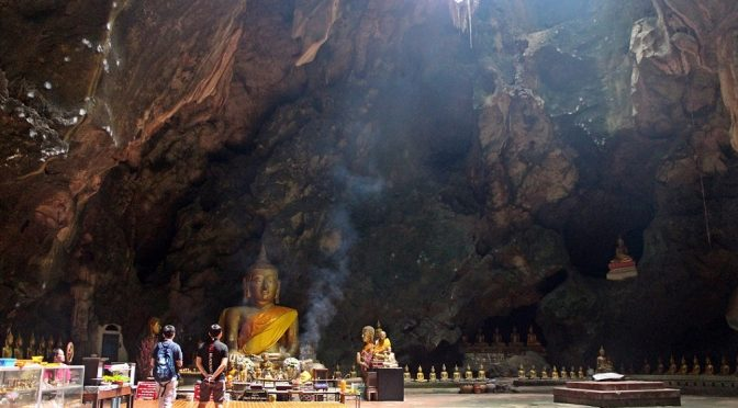 [THAILAND TRAVELS] KHAO LUANG CAVE AT PHETCHABURI