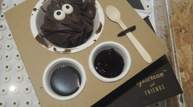[SG EATS] BARCELONA'S EYESCREAM AND FRIENDS – FIRST SHAVED GELATO IN SINGAPORE