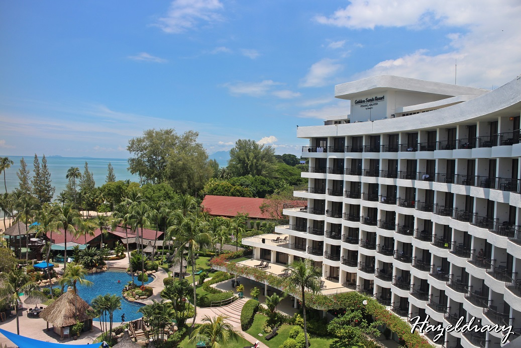 [HOTEL REVIEW] Why GOLDEN SANDS RESORT BY SHANGRI-LA is your Family Friendly Choice to stay in BATU FERRINGHI ?