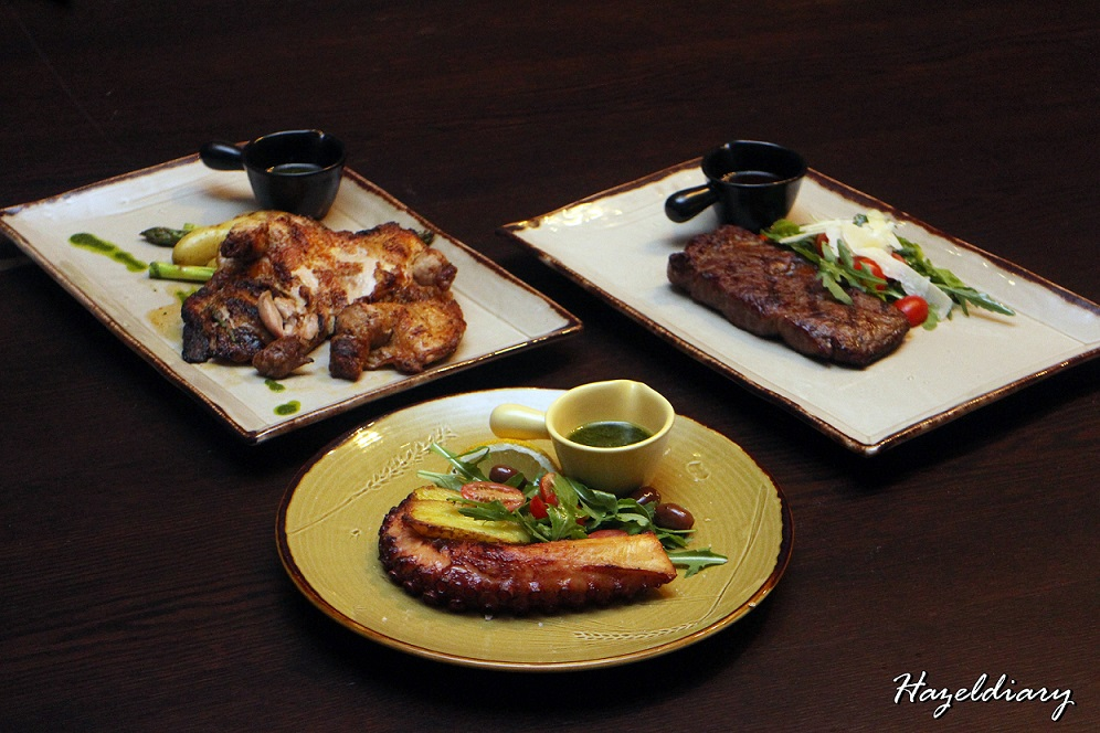 [SG EATS] ITALIAN AFFAIR WITH GRISSINI AT GRAND COPTHORNE WATERFRONT HOTEL