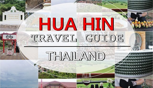 [THAILAND TRAVELS] 2D1N- 10 PLACES TO SEE & EXPLORE IN HUA HIN