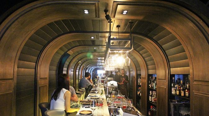 [SG EATS] LE BINCHOTAN –  THE FRENCH-JAPANESE TAPAS BAR AT HIDDEN ALLEYWAY | GEMMILL LANE