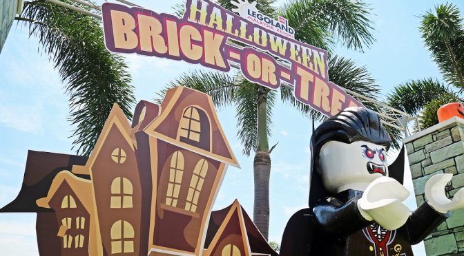 [M'SIA TRAVELS] HALLOWEEN BRICK-OR-TREAT LEGOLAND MALAYSIA