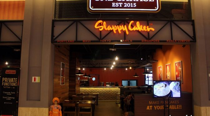 [PENANG EATS] ONE GARAGE SLAPPY CAKES | M MALL O2O PENANG TIMES SQUARE