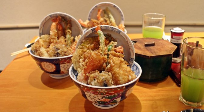 [SG EATS] TEMPURA KOHAKU 天ぷら 琥珀 AT EAT AT SEVEN SUNTEC CITY- WORTH QUEUING FOR MORE THAN AN HOUR?