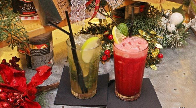[SG EATS] CHRISTMAS FEAST WITH JAMIE'S ITALIAN