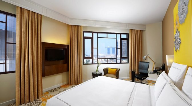 [SG HOTEL] MAKING HOTEL HOME BY SWISSOTEL MERCHANT COURT SINGAPORE