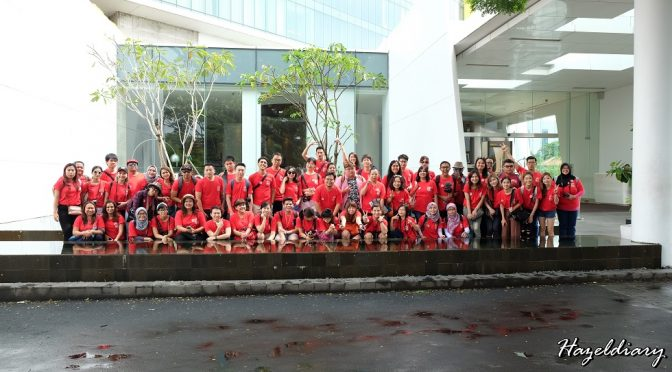 [TRAVEL] #AABC2016 AIRASIA BLOGGERS COMMUNITY PARTY IN JAKARTA | INDONESIA