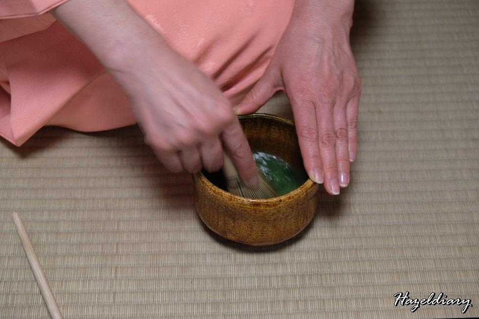 [JAPAN TRAVELS] JAPANESE TEA CEREMONY EXPERIENCE AT KEIO PLAZA HOTEL