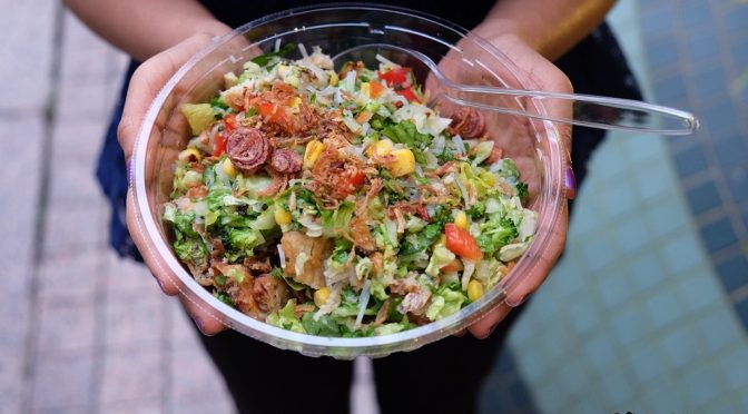 [SG EATS] TOKYO CHOPPED SALAD BY TEPPEI –NOT YOUR TYPICAL SALAD SHOP OPENS IN MILLENIA WALK