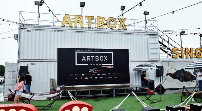 [SG EVENT] My One-Time Experience with Artbox Singapore 2017