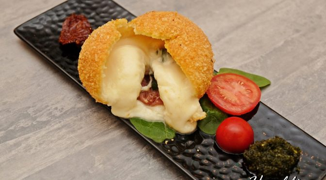 [SG EATS] D.O.P Mozzarella Bar & Restaurant @ Robertson Quay- Cheese Paradise for Cheese lovers