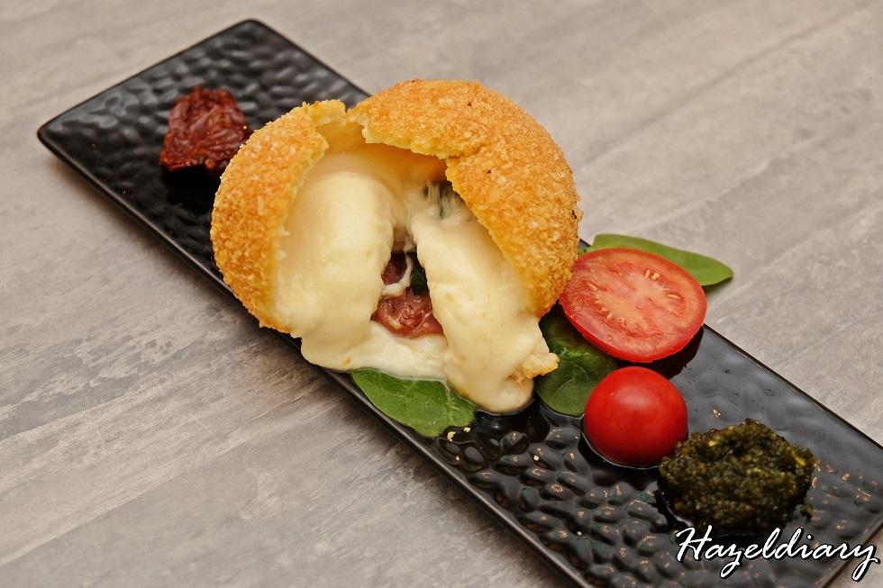 [SG EATS] D.O.P Mozzarella Bar & Restaurant @ Robertson Quay- Cheese Paradise for Cheese lovers
