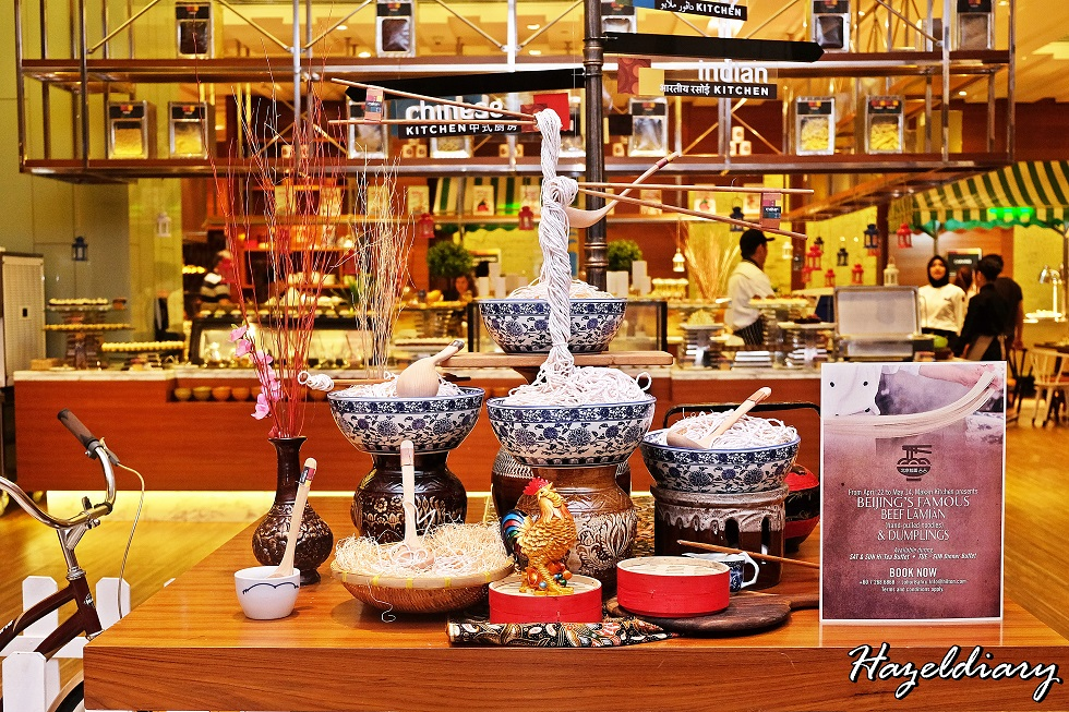 [JB EATS] Makan Kitchen DoubleTree By Hilton Johor Bahru – Best Of Malaysia Dinner Buffet