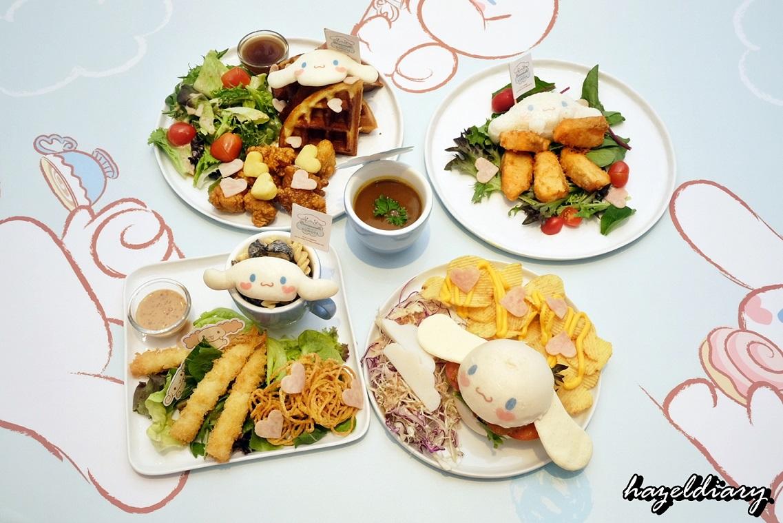 [SG EATS] Cinnamoroll fly to Kumoya Café Singapore – Pop Up Theme Cafe