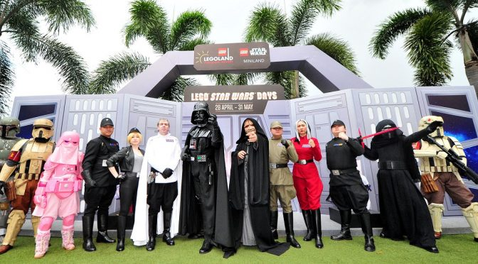 [JB EVENT 2017 ] LEGOLAND Malaysia Celebrates Star Wars Days 40th Anniversary