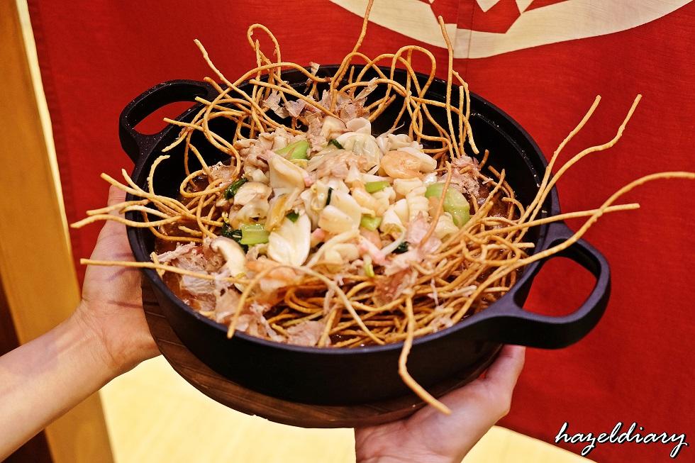[SG EATS] Nadai Fujisoba Ni-Hachi At 100AM- Japan's Number 1 Soba Restaurant in Singapore