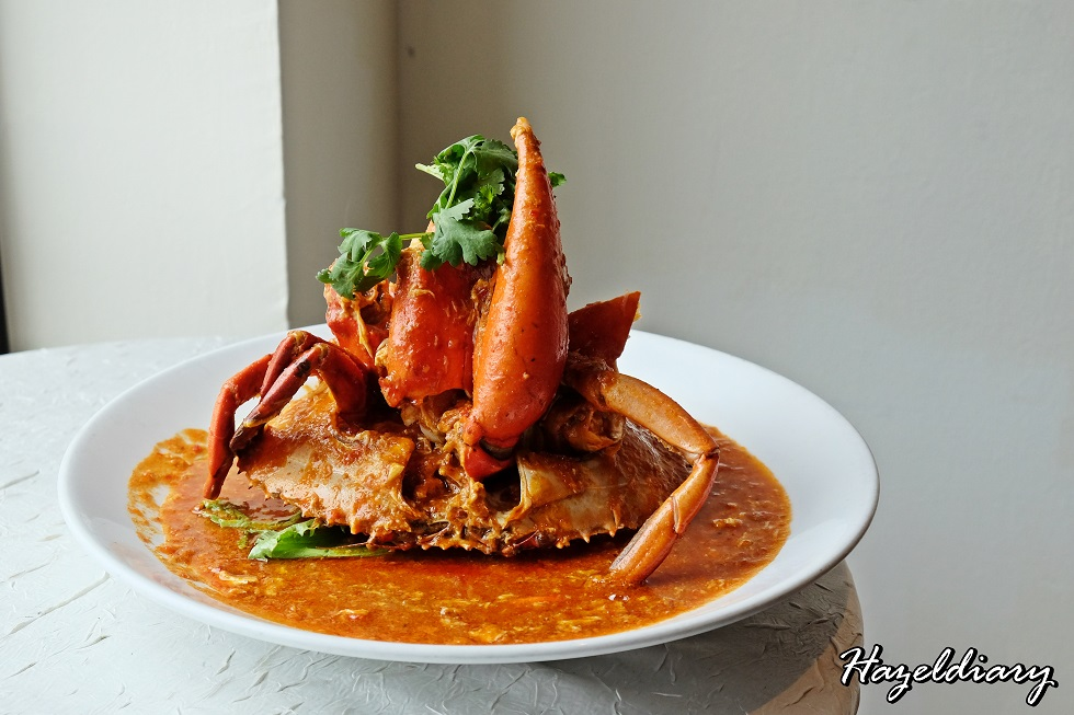[SG EATS] Peony Jade At Clarke Quay – Red Hot Chilli Crabbers Set Lunch Menu