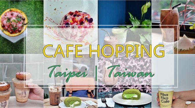 [TAIWAN EATS] Café Hopping in Taipei | Taiwan
