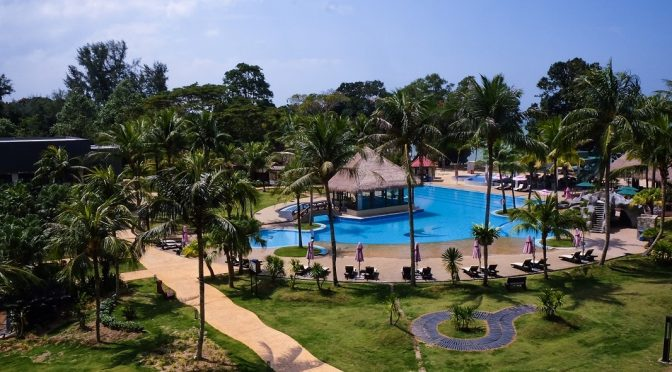 [JB WEEKEND GATEWAY] A Weekend in Sand & Sandals Desaru Beach Resort & Spa | Johor , Malaysia