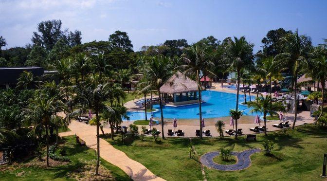 [JB WEEKEND GATEWAY] A Weekend in Sand & Sandals Desaru Beach Resort & Spa | Johor , Malaysia