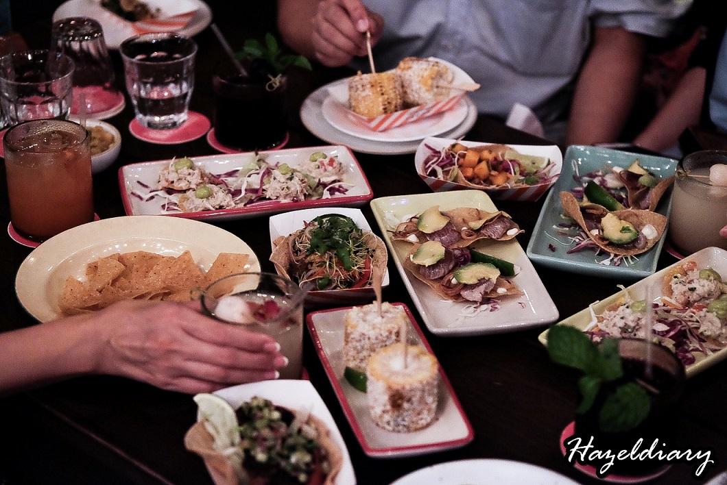 [SG EATS] Lucha Loco – Mexican Cuisine At Duxton Hill